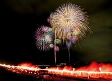 Itabashi Fireworks Festival Summer Tokyo Hanabi