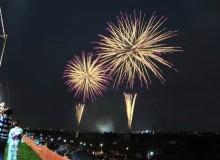 Katsushika Noryo Fireworks Festival Summer Tokyo Hanabi