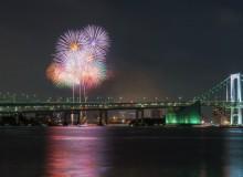 Koto Fireworks Festival Summer Tokyo Hanabi