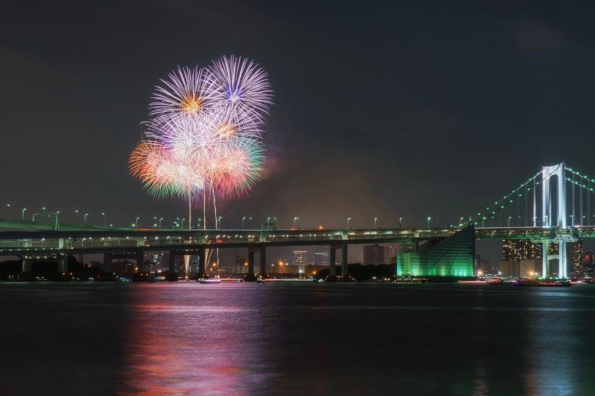 Koto Fireworks Festival