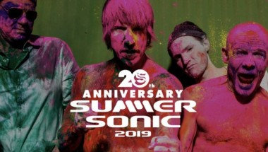 Red Hot Chili Peppers Tokyo Summer Sonic