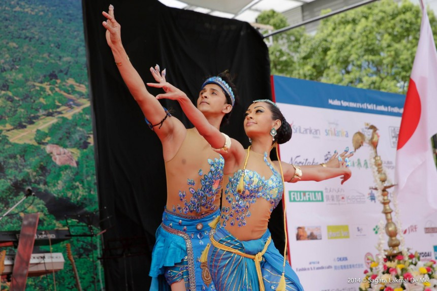 Sri Lanka festival Yoyogi Park