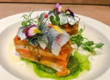 Txiki Plaka Shimbashi Basque cuisine Luuvu Hoang