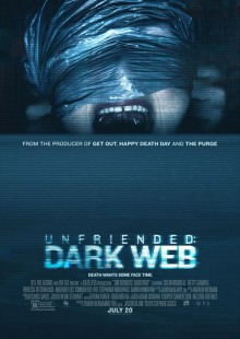 Unfriended Dark Web movie review