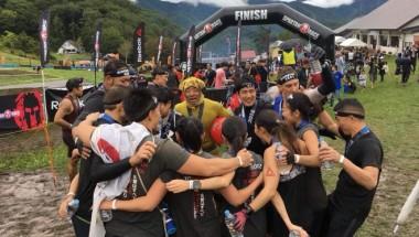 """""""SOGO""""Tokyo German Village Super Spartan Race"""