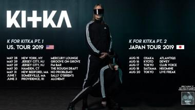 Kitka Tokyo Live Freak Japan Tour 2019