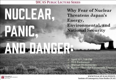 nuclear panic and danger