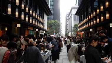 2nd OLD New Market in Nihonbashi