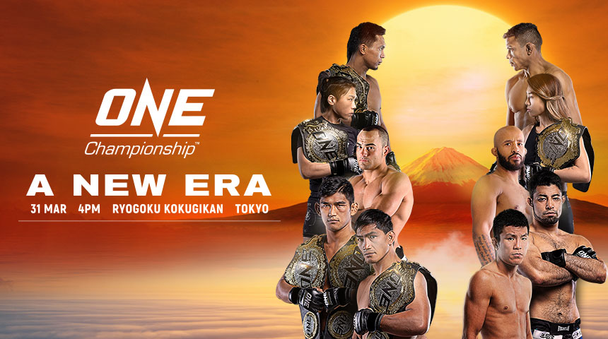 ONE Championship: A New Era