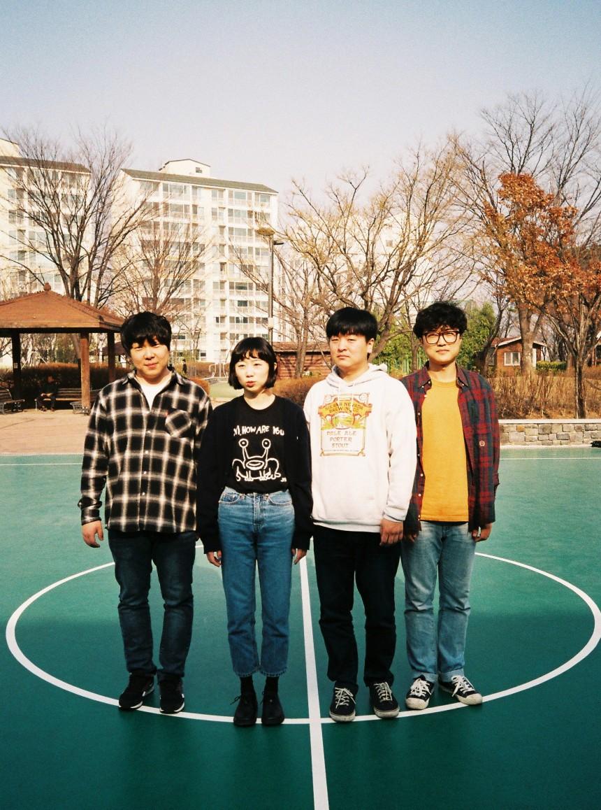 Say Sue Me Korea indie rock Busan Tsutaya O-Nest