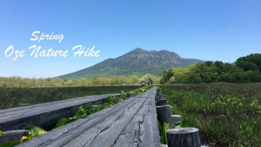 Oze Nature Hike (2-day Spring Hike)
