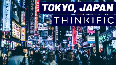 Tokyo Course Creator Meetup, sponsored by Thinkific