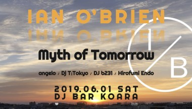 MYTH OF TOMORROW feat. IAN O'BRIEN
