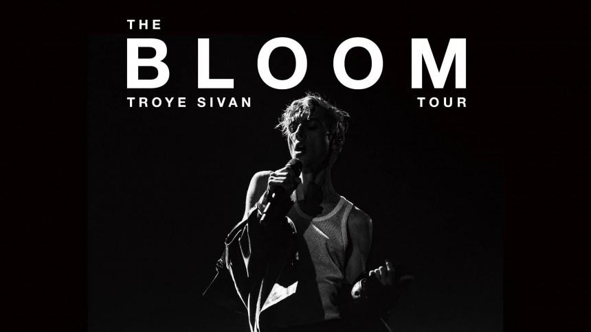 Troye Sivan Bloom tour Tokyo concert pop music metropolis japan