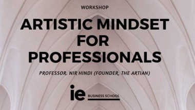 Artistic Mindset for Professionals