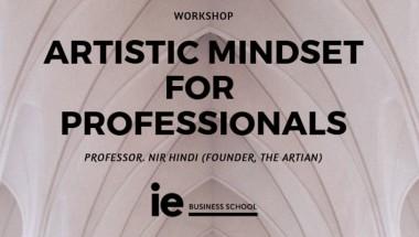 Artistic Mindset for Professionals