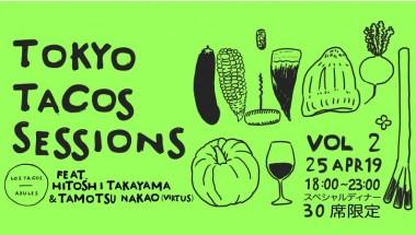 Tokyo Tacos Session vol. 2