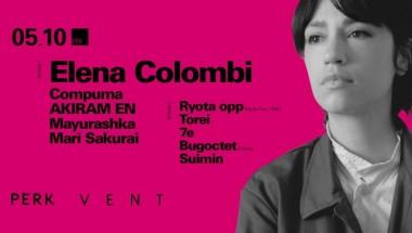 Elena Colombi at Vent