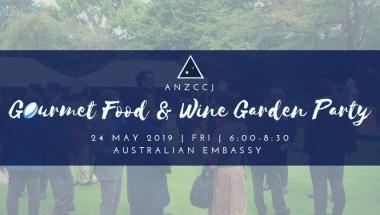 Gourmet Food & Wine Garden Party