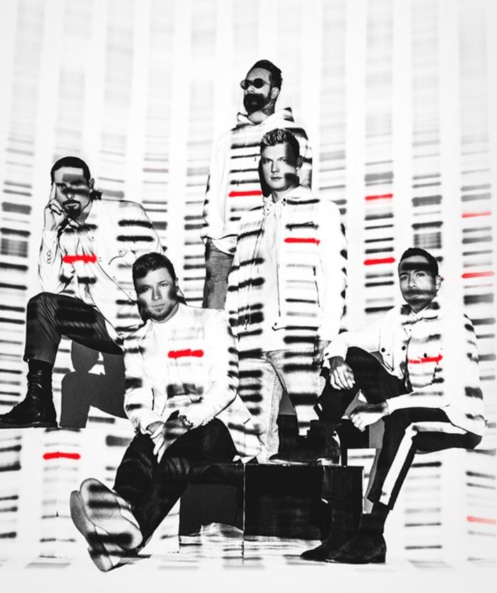 Backstreet Boys DNAWorldTour