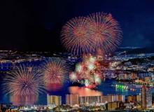 Biwako Fireworks Festival Summer Tokyo Hanabi