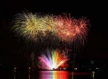 Chofu City Fireworks Festival Summer Tokyo Hanabi