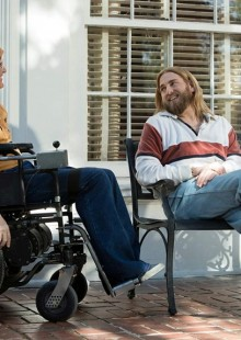 Don't Worry, He Won't Get Far On Foot movie review