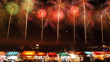 Hanabi in the 23: the Best Fireworks Festivals within Tokyo