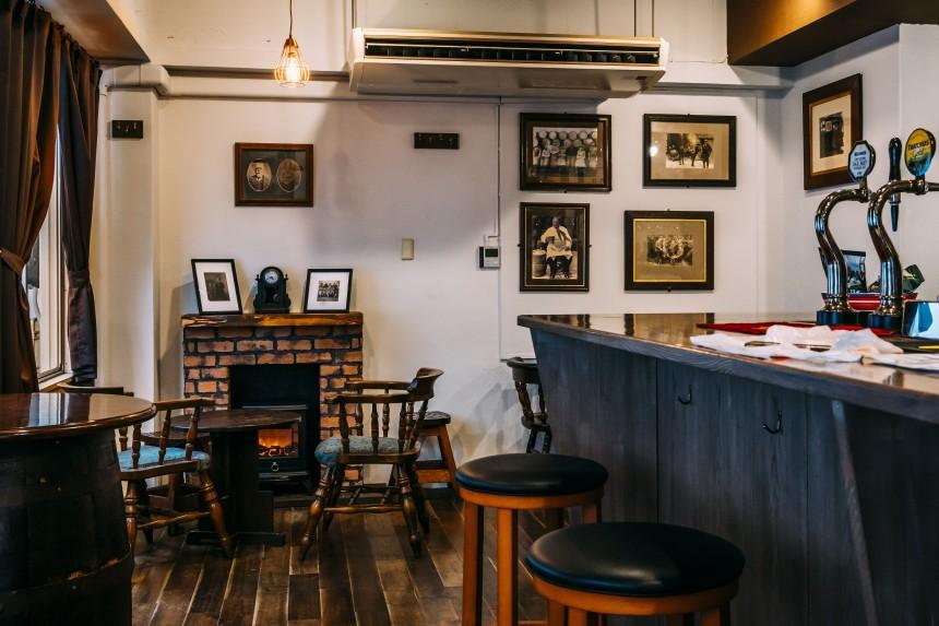 The Hole in the Wall English Pub Nishi-Ogikubo