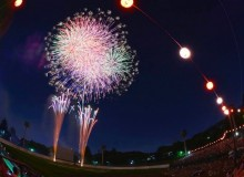 Hachioji Fireworks Festival Summer Tokyo Hanabi