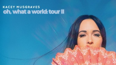 Kacey Musgraves, oh, what a world: tour II