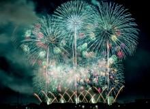 Nagaoka Fireworks Festival Summer Tokyo Hanabi