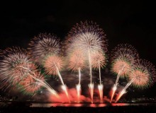 Naniwa Yodogawa Fireworks Festival Summer Tokyo Hanabi