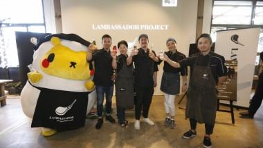 LAMBASSADORS TAKE TOKYO