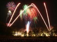 Ome Noryo Fireworks Festival Summer Tokyo Hanabi