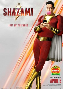 Shazam! movie review