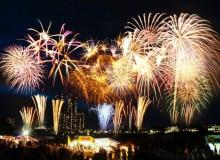 Tamagawa Fireworks Festival Summer Tokyo Hanabi