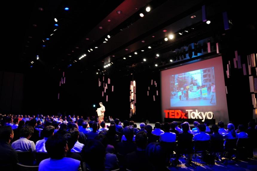 TedxTokyo talks audition
