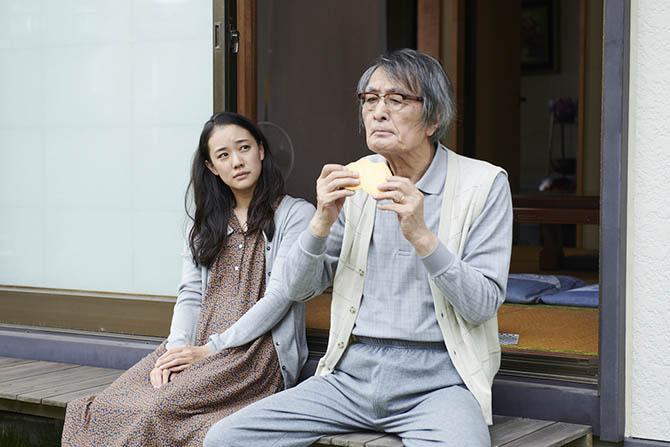 Nagai Owakare Ryota Nakano Kyoko Nakajima Alzheimer movies Metropolis Japan