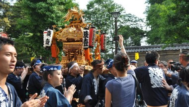 Kanda Matsuri Shinto Festival 2019