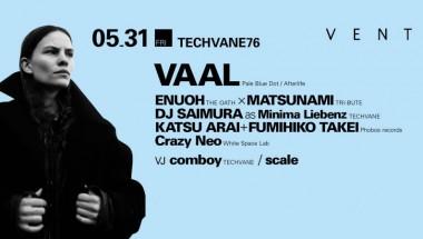 Vaal live at Vent