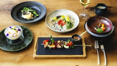 Andaz Tokyo Toranomon Hills dining Restaurants bars cafes metropolis japan Featured