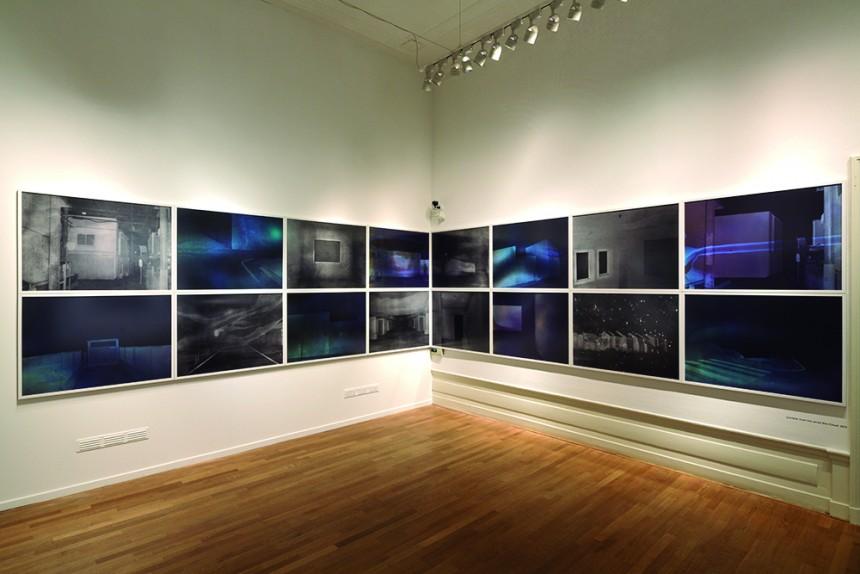 Daisuke Yokota Exhibition Room pT 1