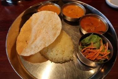 Indian curry restaurants regional food Tokyo Metropolis Japan