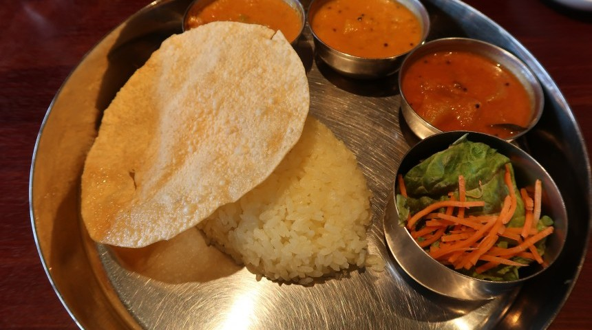 Decoding Indian Curry in Tokyo