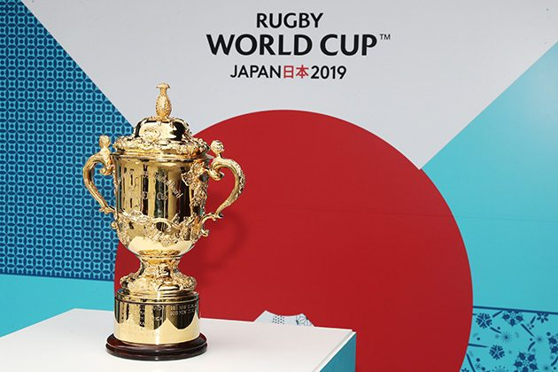 The 2019 Rugby World Cup