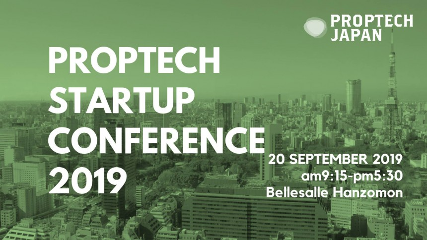 PropTech Startup Conference 2019