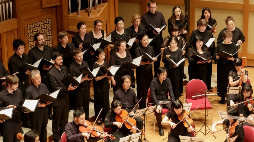 Choral Treasures of Eastern Europe Concert Series
