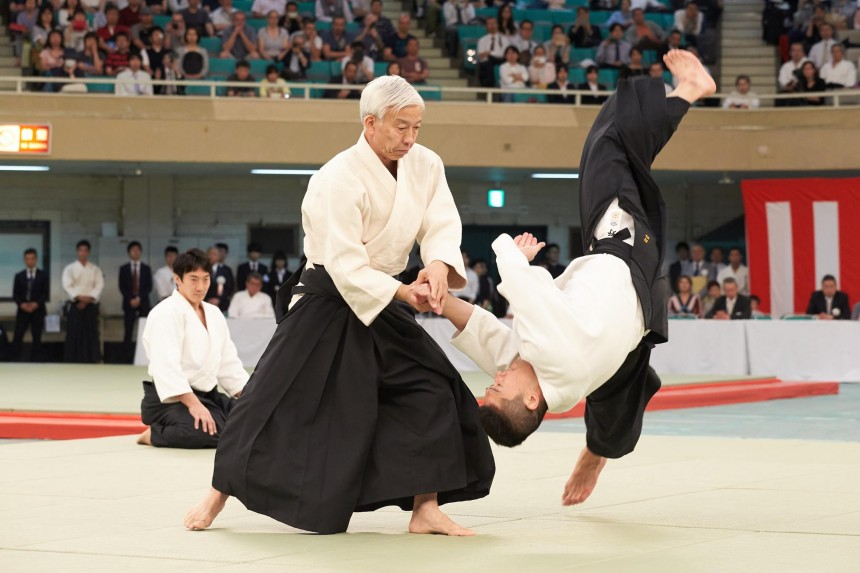 Aikikai Foundation's biggest annual event started in 1960 being the largest Aikido Embu-kai in the world with the participation of 8.000 people.