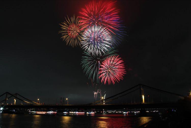 Koto Fireworks Festival hanabi koto ward tokyo events summer